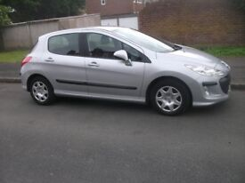 09 Peugeot 308 hdi 1.6 with 44k Bargain £2500