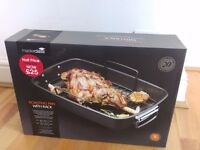 Master Class Non-Stick Roasting Pan with Rack **Moving-back-to-Oz Sale**