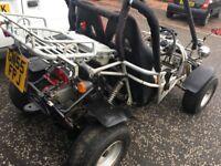 road legal stormer buggy (quadzilla) 10 month mot
