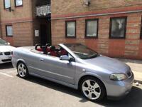 Vauxhall Astra bertone 2.2 convertible