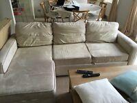 Corner sofa / sofa bed