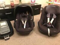 Maxi-Cosi Family Fix Car System