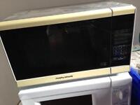 Morphs Richards microwave