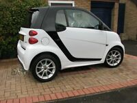 EXCEPTIONAL LOW MILEAGE SMART CAR