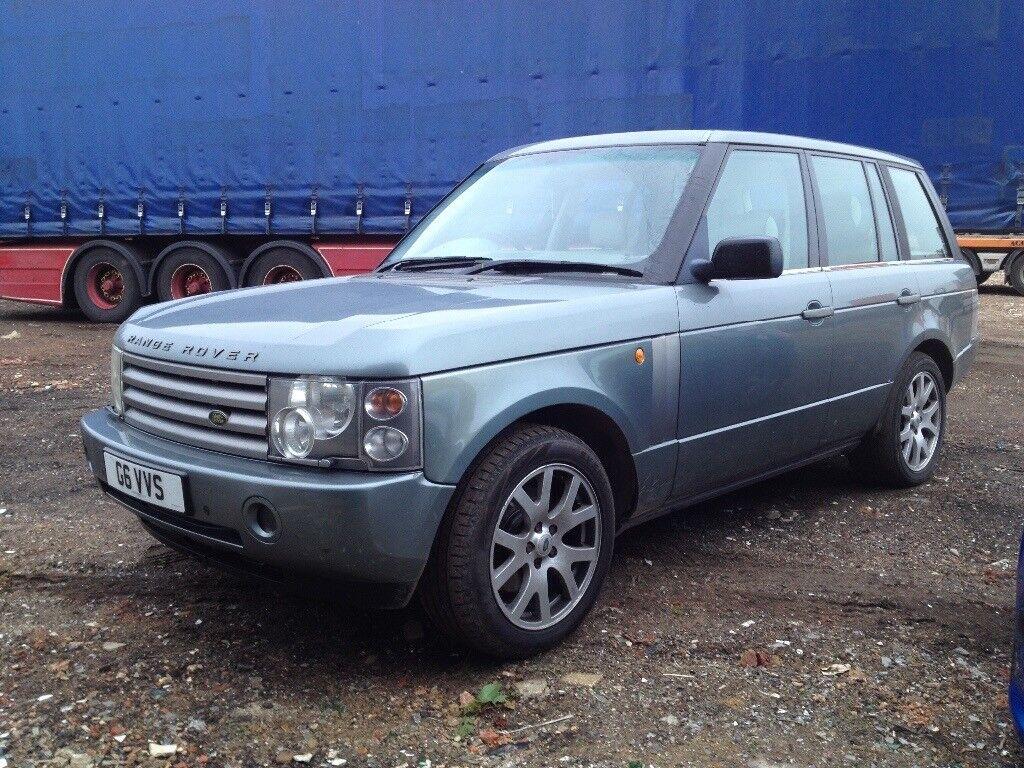 Range Rover l322 2002