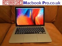 "Apple MacBook Pro 13"" 2.9GHz 8GB, 512GB, BOXED, 1yr Warranty! NEW lid/LCD, Mint Cond, Office!"