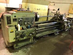 Stanko 1M63 Heavy Duty Engine Lathe