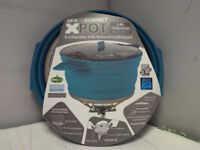 SEA TO SUMMIT X POT collapsible Camping cooking pot