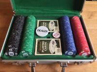 Poker Set - 200 Piece
