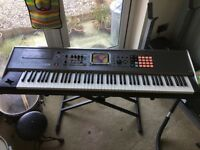 Roland Fantom S88 Piano Keyboard Synth Workstation