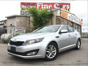 2013 Kia Optima LX | heated seats | alloy wheels| new falken tir