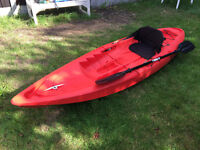 Point65 tequila sectional kayak