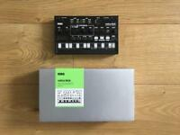 KORG Volca Kick analog synthesiser