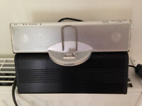 Sony CPF-NW100P speaker and docking station/charger for Sony Walkman