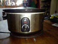 Slow Cooker 3Litre Capacity