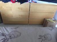 2 Ikea matching draws