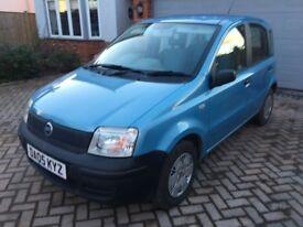 Fiat Panda 2005 - MOT until Nov 2018