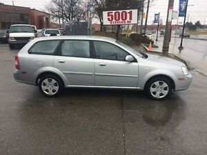 2005 Chevrolet Optra WAGON AUTO 119K SAFETY E/T+3YEARS WARANTY I