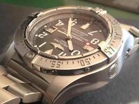 Genuine Breitling Avenger Seawolf 3000m Diver sale/trade