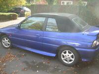1996 Ford escort cabriolet swap swap