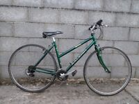 greladies bike 700c hybrid raleigh