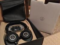 Audio-Technica ATH-M40x Studio Headphones Fantastic Condition