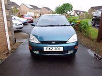 Ford Focus ZETEC 1.6 - Omagh FULL YEAR MOT