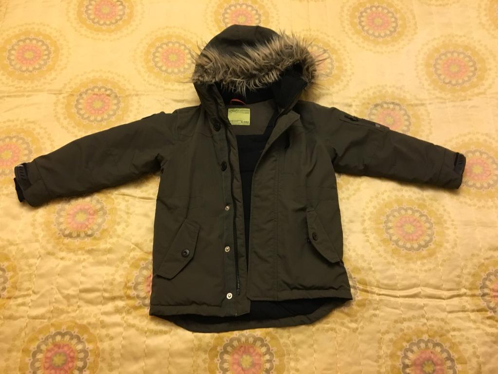 203d6899ca1e 2 NEXT winter coat   jacket for boys 6 years