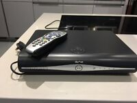 Sky+ HD box and remote controller