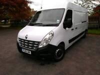Renault Master lwb 2011