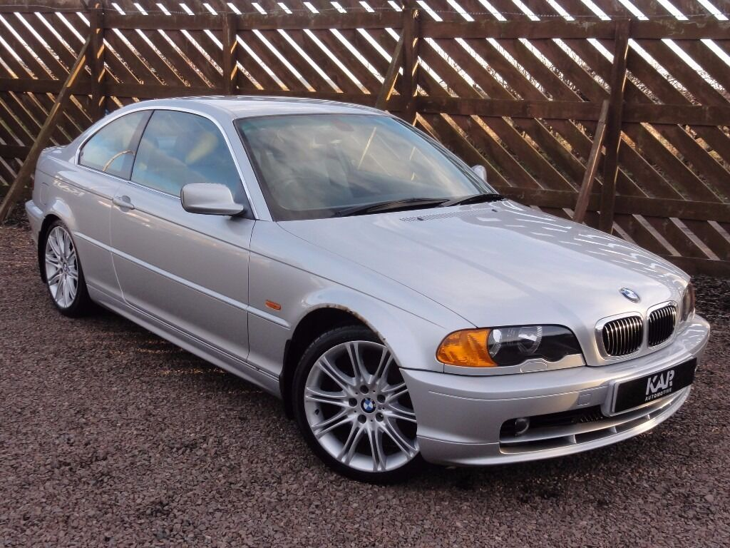 BMW E46 328ci, Manual, 1999 / V Reg, Only 53k Miles, 3