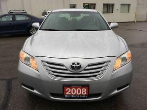 2008 Toyota Camry LE   NO ACCIDENTS   KEYLESS ENTRY Kitchener / Waterloo Kitchener Area image 9