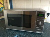2 microwaves perfect condition, kettle, toaster