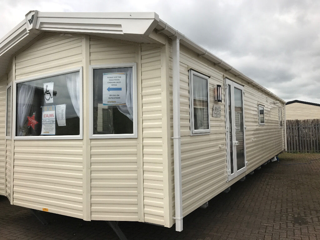 Reduced New 2017 Disabled Static Caravan For Sale On
