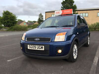 2009 Ford Fusion 1.4 TDCi Zetec Climate 5dr FSH. 1 OWNER FROM NEW