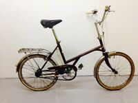 Dawes kingpin Shopper bike.. three speed hub gears excellent condition
