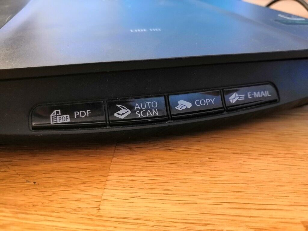 Canon CanoScan LiDE 110 Flatbed Scanner - Windows 7 & 10 Supported | in  Groby, Leicestershire | Gumtree