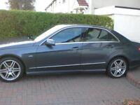 Mercedes E250 Diesel Amg Alloys Manual 6 Speed PRICE REDUCED £6500 REDUCED