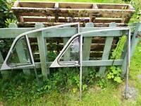 Morris minor door frame