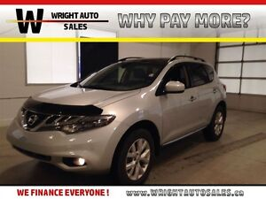 2014 Nissan Murano SL| SUNROOF| LEATHER|BACKUP CAM| 32,325 KMS|