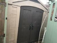 Chicken shed Coop 8x6 Keter