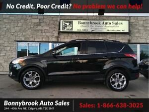 2013 Ford Escape SEL 4x4 LEATHER BLUETOOTH