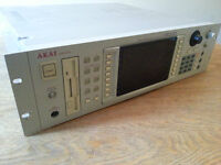 AKAI S5000 Professional Sampler with EB20 20 Bit Multi Effects installed ( £295 or nearest offer )
