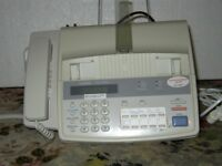 Brother FAX - 470 Fax Machine