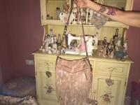 Pink Aldo Tassel Bag