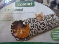 Cat Tunnel - NEW - original packaging