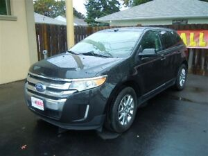 2013 FORD EDGE SEL- REAR VIEW CAMERA, SATELLITE RADIO, CRUISE CO