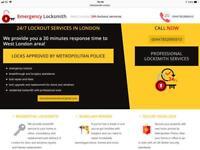 24 Locksmiths Emergency Locksmiths in London