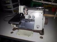 Used. industrial, Brother, overlock sewing machine