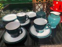 Denby part tea set